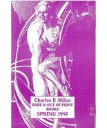 Charles Miller Rare Out Of Print Books Catalog Spring 1998 - Virgil Finl... - $5.95