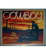 """Sons Of The Purple Sage  """"Cowboy Favorites""""   LP - $6.00"""