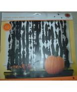 Martha Stewart Creepy Crepe Paper Curtain-NIP - $15.00