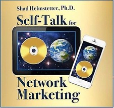 SELF-TALK FOR NETWORK MARKETING - SHAD HELMSTETTER -  - $187.98