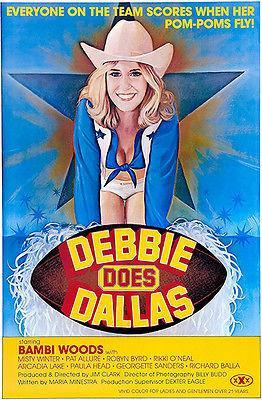 Primary image for Debbie Does Dallas - 1978 - Movie Poster