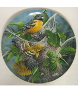 The Baltimore Oriole Collector Plate Knowles #13406C 1985 - $40.09