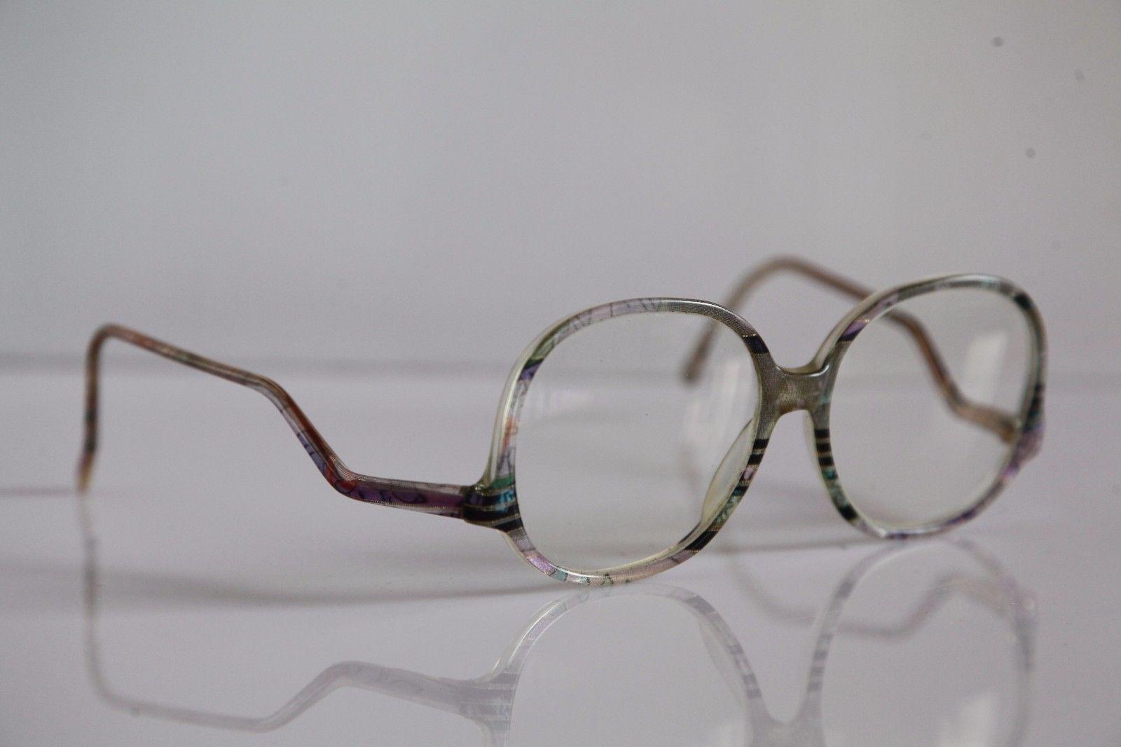 TF Eyewear, Crystal Multi-color Frame, RX-Able   Prescription Lenses.