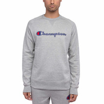NEW Champion Men's Fleece Crewneck Sweatshirt SELECT COLOR & SIZE FREE S... - $27.90