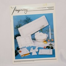 Religious Simply Elegant Hardanger Cross Stitch Pattern Booklet 11 1987 ... - $14.99