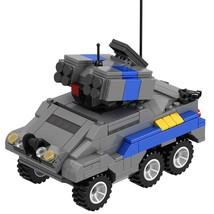 Germany Tank Car Military Army World War Fit Lego Building Block Toy Chr... - $24.99