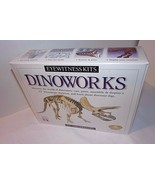 "Dinosaur Casting Kit Triceratops NEW Dinoworks 15"" SEALED Eyewitness Per... - $23.22"