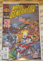 Marvel: The Lost Generation #12 Marvel Comics John Byrne - $3.00