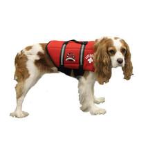 Red Neoprene Lifeguard Doggy Life Jacket - $29.95+