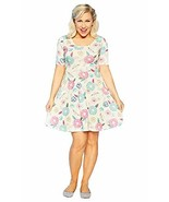 Disney Dress Shop Her Universe Star Wars Dress Floral Womens (Small) - $69.29
