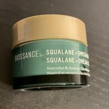 Biossance 15mL Squalane + Omega Repair Cream Restores Skin Moisture Barrier image 2