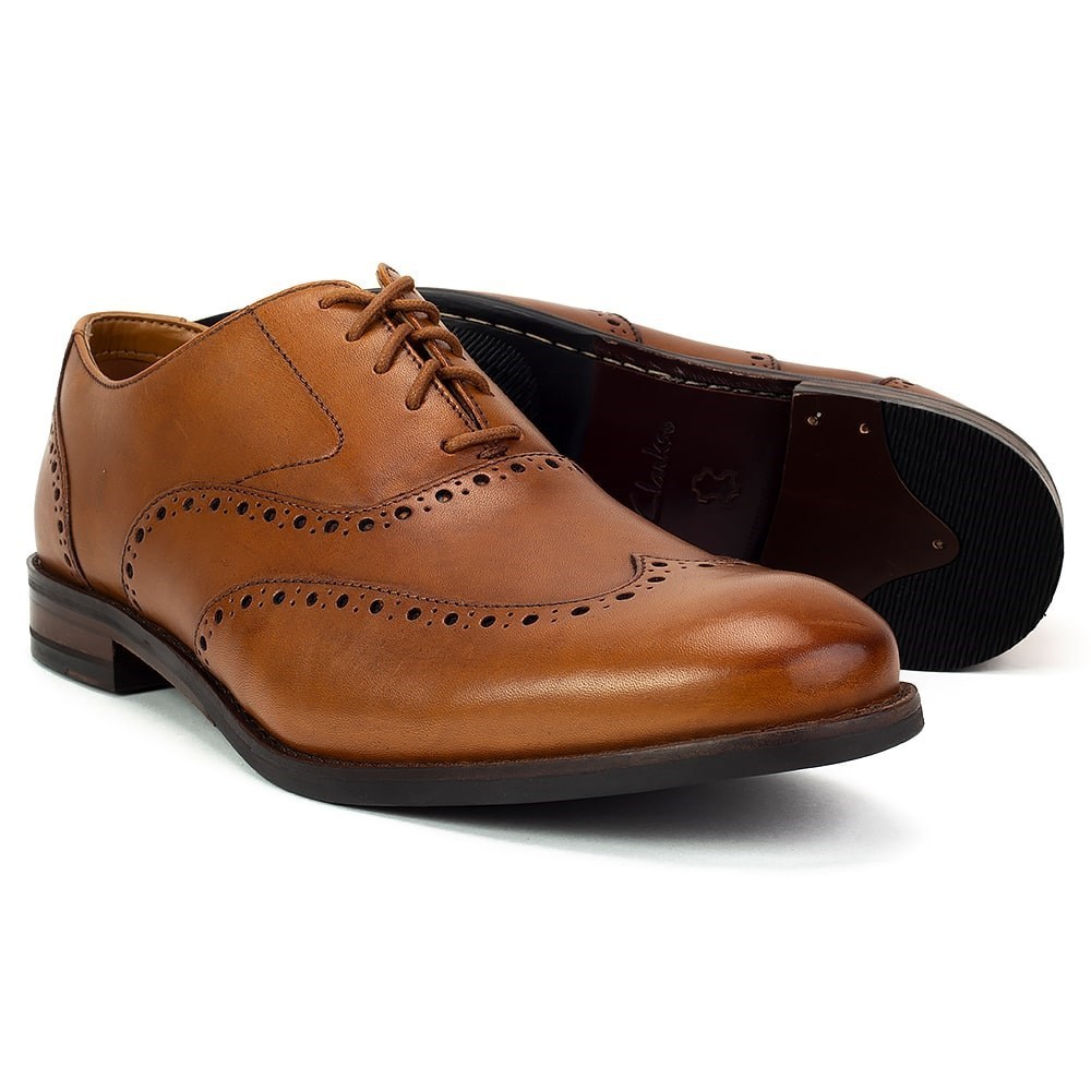 Clarks Shoes Edward Walk, 261396447