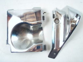 2000 Honda Shadow VT1100 1100 00 Chrome Covers - $31.78