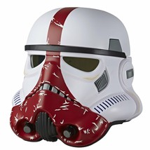 Star Wars Black Series Incinerator Stormtrooper Premium Electronic Helme... - £115.21 GBP