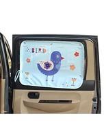 PANDA SUPERSTORE Cartoon Car Curtain Sunshade Drape Visor Car Window Cur... - $26.10