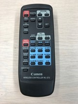 Canon WL-D73 Remote Tested & Cleaned                                        (U4)