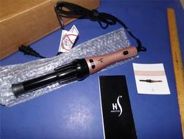 "Herstyler 360 Spin Styler Negative Ion Hair heat curler wand - 1"" - $24.74"