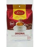 Laos Dao Instant Coffee 3in1 Original 100% Arabica Halal 600g. (20g. X 3... - $31.94