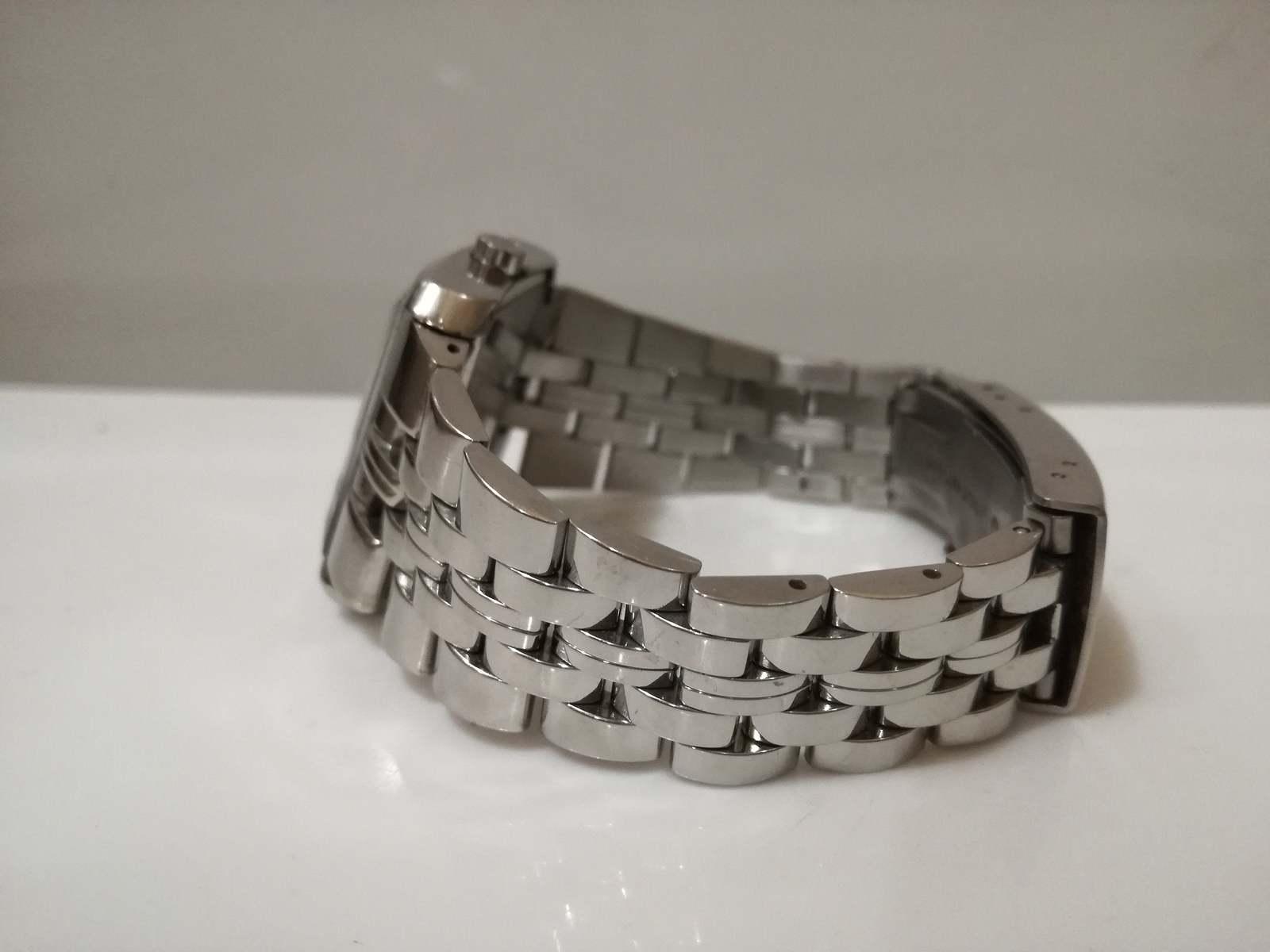 unisex Dress watch /   Police watch / quart watch / metal watch / vintage ladies image 5