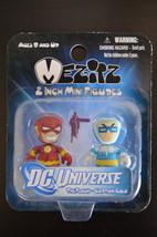 Mez-itz 2 inch Mini Figures - The Flash  & Captain Cold - $18.69