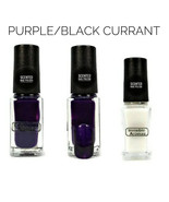 Two if by Scent Collection Purple/Black Currant Scented Nail Polish - $7.00
