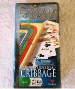 Cardinal Cribbage Triple Track Solid Wood Board - New / Sealed - $14.75