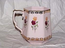 1.ORIGINAL JSK CZECHOSLOVAKIA PINK PORCELAIN COFFEE CUP - $14.36