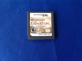 "Nintendo DS Demo ""Professor Layton and the Curious Village"" - $9.90"