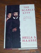 The Scarlet City by Hella S. Haasse 1990 HBDJ - $5.00