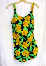 Floral Christina Swimsuit sz.18 - $24.88