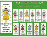 Flower fairies all year round bookmark collection 1904 thumb155 crop