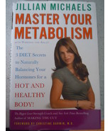 Master Your Metabolism by Jillian Michaels Hardcover - $4.99