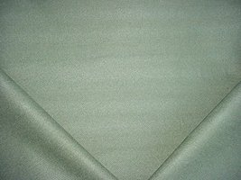 286H12 - Sea Green / Moss Green Jumper Herringbone Drapery Upholstery Fa... - $5.98