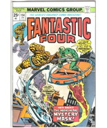 The Fantastic Four Comic Book #154 Marvel Comics 1975 VERY FINE- - $12.59