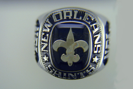 New Orleans Saints Ring by Balfour - $2.286,89 MXN
