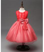 Short Children Gowns ,Flower Girls Dress Wedding Prom Party Gowns Prices... - $32.20