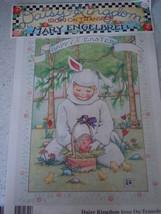 Daisy Kingdom Mary Engelbreit Iron On Transfer 6525 Happy Easter - $6.99