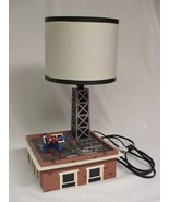 Marvel Spider-Man Voice Lamp Motion Light Diorama KNG America Collectibl... - $119.99