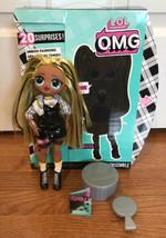 Lol Surprise Dolls Omg Doll Alt Grrrl Big Doll W/ Clothing & Accessories Box - $24.72