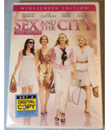 Sex And The City: The Movie- DVD- Parker- Cattrall- Nixon- Davis- FREE S... - $9.99