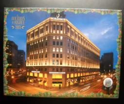 Horseshoe Casino Jigsaw Puzzle 2013 Holidays At The Higbees Cleveland Se... - $8.99