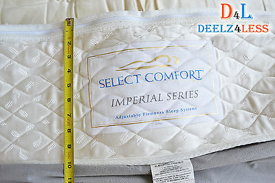 Select Comfort Sleep Number Queen Size Pillow Top Cover ...