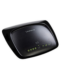 Linksys WRT54G2 54 Mbps 4-Port 10/100 Wireless G Router - $18.50