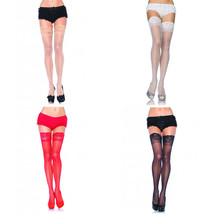 21e6d7a54 Nude Stay-Up Women s Sexy Thigh Highs with and 18 similar items