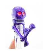 Purple Skeleton Boxing Punching Ball Point Pen Black Ink Office School L... - €3,38 EUR