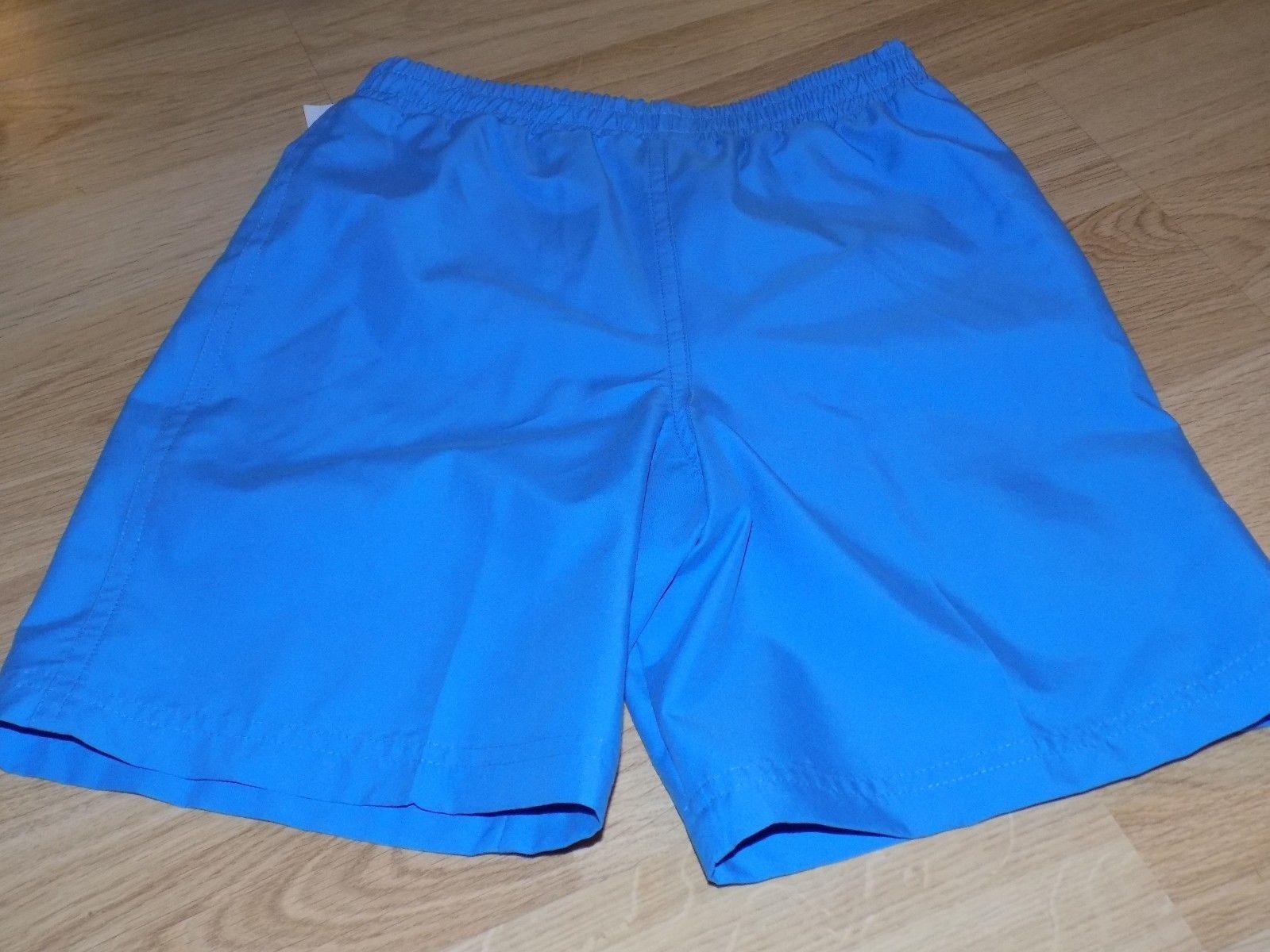 6d990be5b7 Size Medium 5-6 Reebok NFL Tennessee Titans Blue Swim Trunks Board Shorts  New