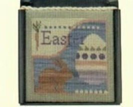 CLEARANCE Easter Montage Itty Bitty Kit Twisted Threads cross stitch  - $9.00