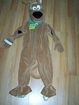 Toddler Size 3-4T Scooby Doo Puppy Dog Plush Halloween Costume Jumpsuit ... - $48.00