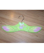Kidorable Green Fairy Pixie Wooden Painted Clothes Coat Hanger Girls Clo... - $10.00