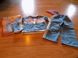 Toddler Size 3-4T Rasta Imposta USA Gold Medalist Olympic Halloween Costume EUC - $24.00